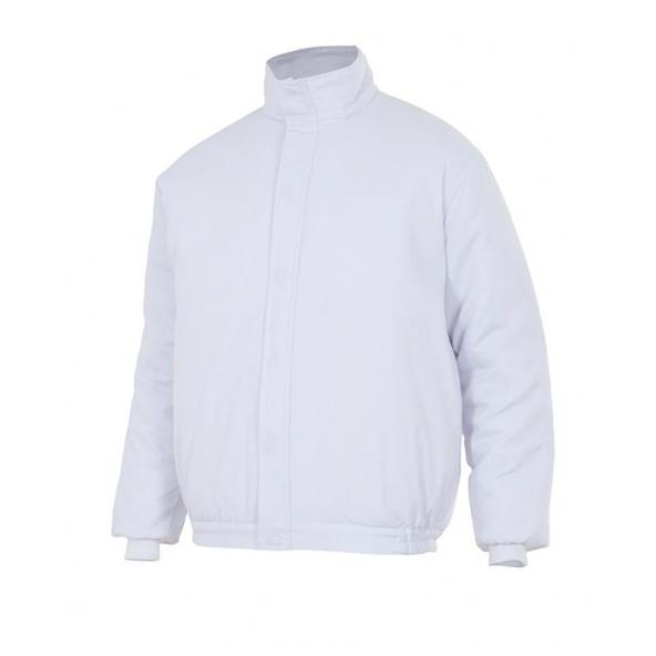 Comprar Cazadora ambientes frios serie 256002 online barato Blanco