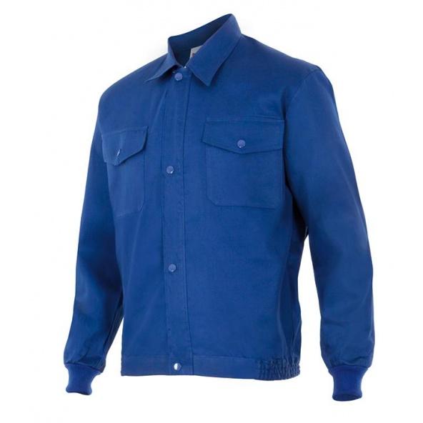 Comprar Cazadora de algodon serie 645 online barato Azulina