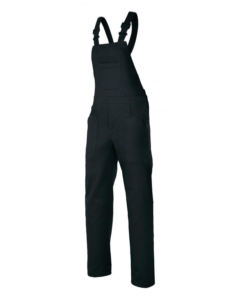 Comprar Pantalón con peto serie 290 online barato Negro