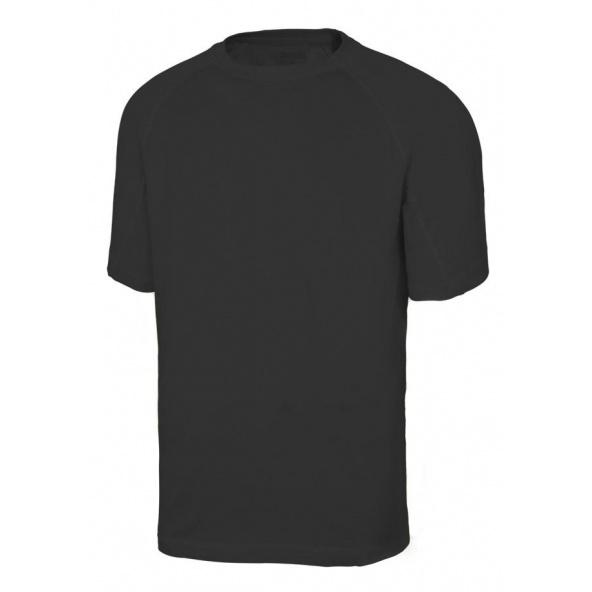 Comprar Camiseta tecnica transpirable serie 105506 online barato Negro