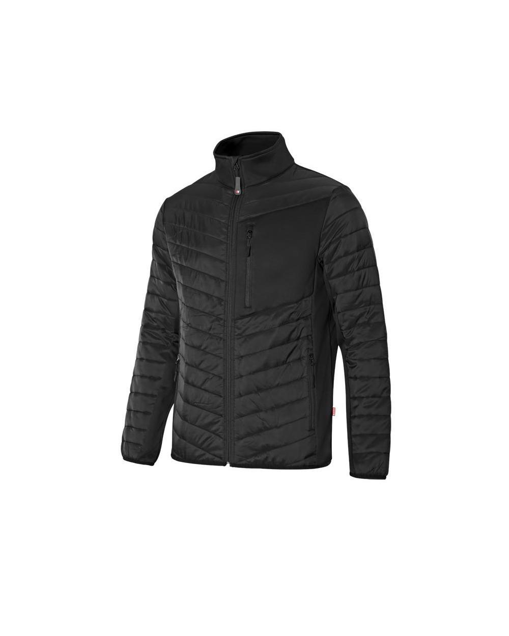 Comprar Chaqueta ligera acolchada serie 206009 online barato Negro/Negro