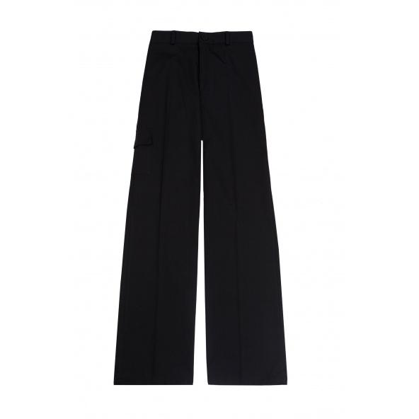 Comprar Pantalón de cocina serie oregano_00 online barato Negro