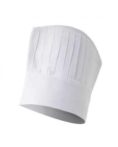 Comprar Gorro de cocina serie 82 online barato Blanco