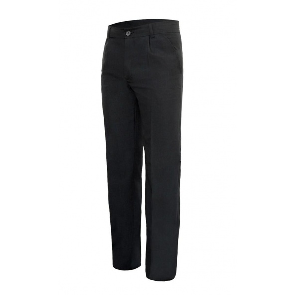 Comprar Pantalón sala hombre serie 403001 online barato Negro