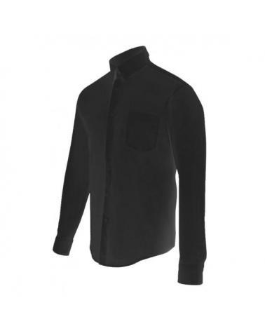 Comprar Camisa stretch hombre serie 405003 online barato Negro