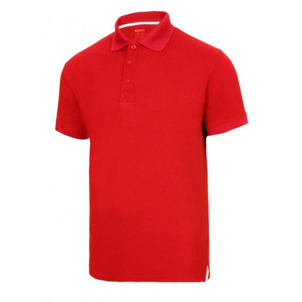 Comprar Polo sala hombre serie 405504 online barato rojo