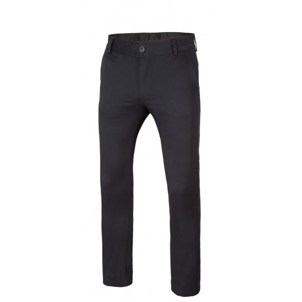 Comprar Pantalón chino stretch hombre serie 403002s online barato Negro