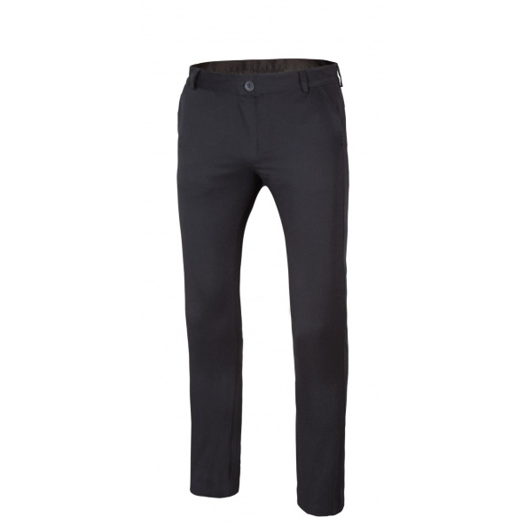 Comprar Pantalón chino stretch mujer serie 403003s online barato Negro