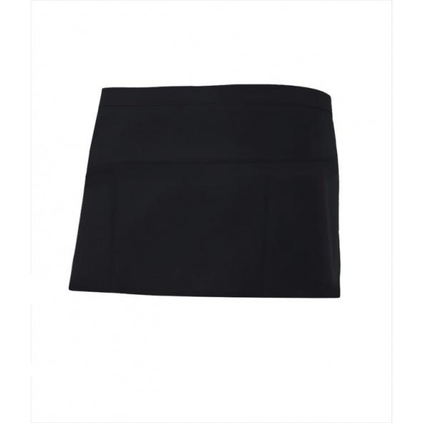 Comprar Delantal corto comandero serie 404208 online barato Negro