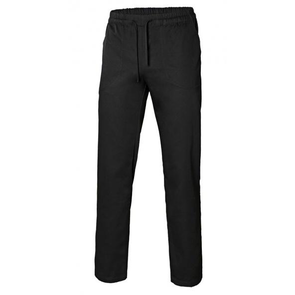 Comprar Pantalón popelin con cintas serie 403006 online barato Negro